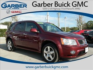 2009 Pontiac Torrent for sale in Fort Pierce, FL
