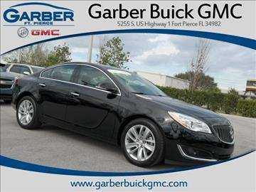 2014 Buick Regal for sale in Fort Pierce, FL