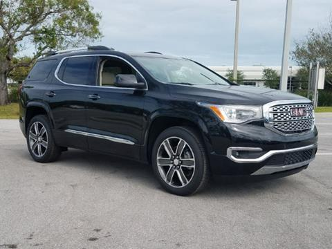 2017 GMC Acadia for sale in Fort Pierce, FL