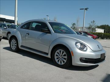 2016 Volkswagen Beetle for sale in Fort Pierce, FL
