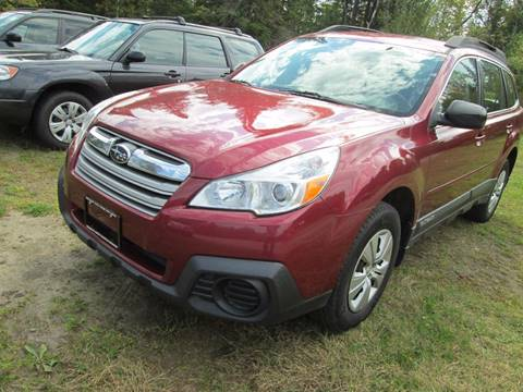 2013 Subaru Outback for sale in Merrill, NY