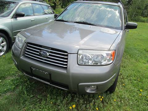 2006 Subaru Forester for sale in Merrill, NY