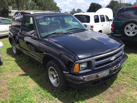 1996 Chevrolet S-10 for sale in Ocala, FL