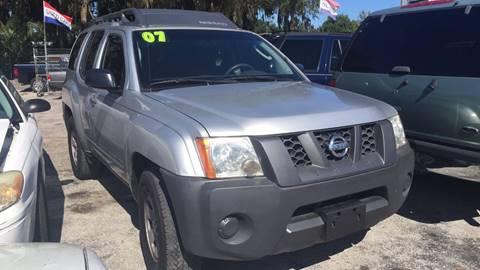 2007 Nissan Xterra for sale at Midstate Finance in Ocala FL