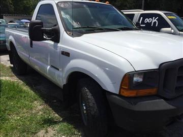1999 Ford F-250 Super Duty for sale at Midstate Finance in Ocala FL