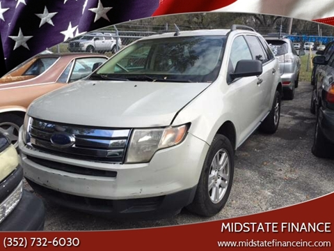 2007 Ford Edge For Sale In Ocala, FL
