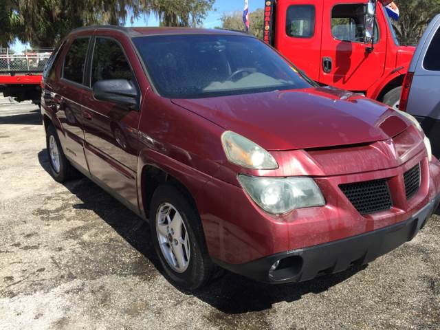 Pontiac Aztek For Sale In Florida Carsforsale