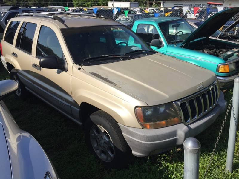 1999 Jeep Grand Cherokee For Sale At Midstate Finance In Ocala FL