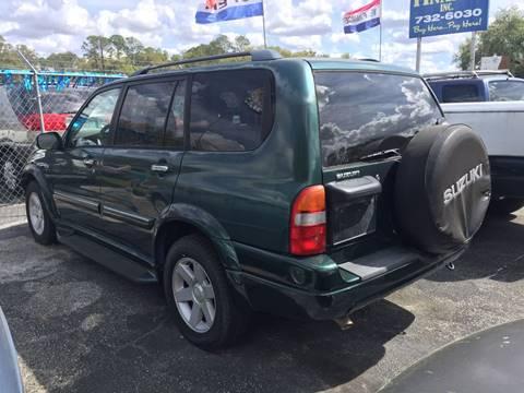 2002 Suzuki XL7 for sale in Ocala, FL