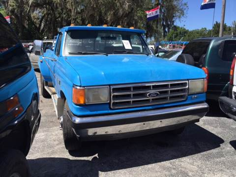 1988 Ford F 350 For Sale