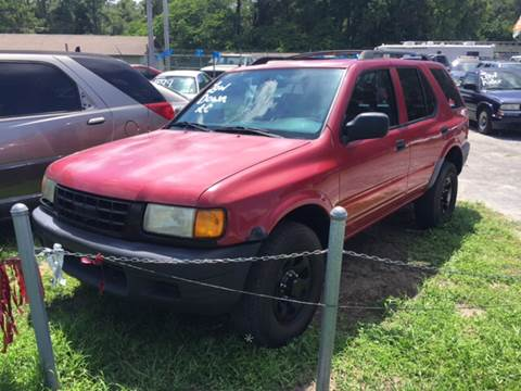 1999 Isuzu Rodeo for sale in Ocala, FL