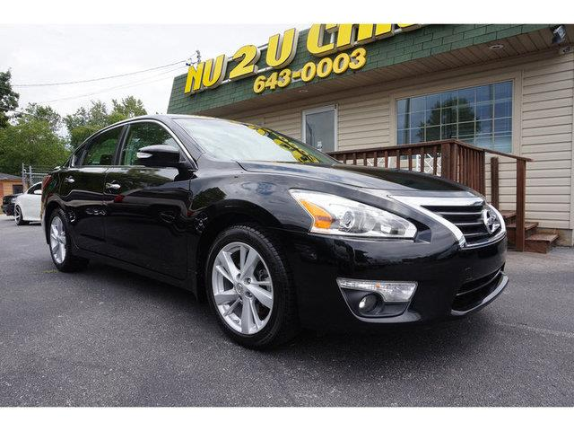 2013 Nissan Altima 2.5 SV 4dr Sedan - Chattanooga TN