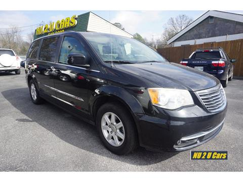 2012 Chrysler Town and Country for sale in Chattanooga, TN