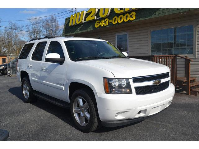 2007 Chevrolet Tahoe LTZ 4WD - Chattanooga TN
