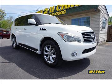 2011 Infiniti QX56 for sale in Chattanooga, TN