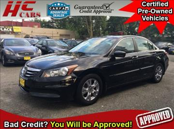 2012 Honda Accord for sale in West Hempstead, NY