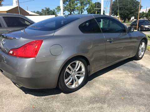 2009 Infiniti G37 Coupe for sale in Metairie, LA