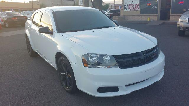 2014 Dodge Avenger for sale at Buy Rite Cars in Phoenix AZ