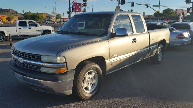 2002 Chevrolet Silverado 1500 for sale at Buy Rite Cars in Phoenix AZ