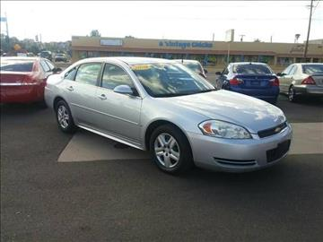 2009 Chevrolet Impala for sale at Buy Rite Cars in Phoenix AZ