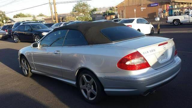 2006 Mercedes-Benz CLK for sale at Buy Rite Cars in Phoenix AZ