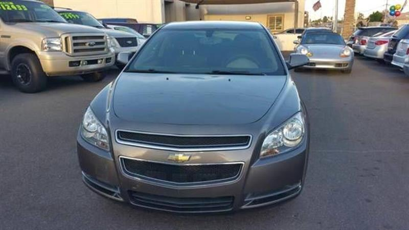 2010 Chevrolet Malibu for sale at Buy Rite Cars in Phoenix AZ