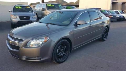 2010 Chevrolet Malibu for sale at Buy Rite Cars in Phoenix AZ
