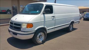 2001 Dodge Ram Cargo for sale at Buy Rite Cars in Phoenix AZ