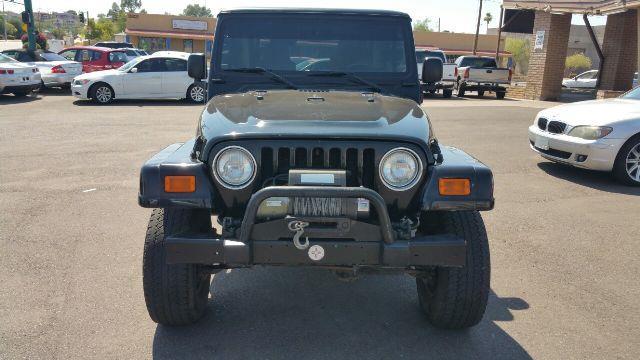 2003 Jeep Wrangler for sale at Buy Rite Cars in Phoenix AZ