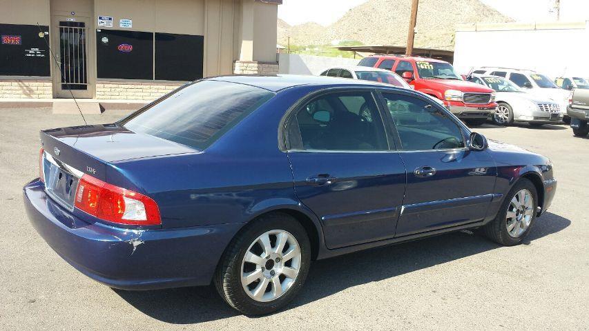 2004 Kia Optima for sale at Buy Rite Cars in Phoenix AZ