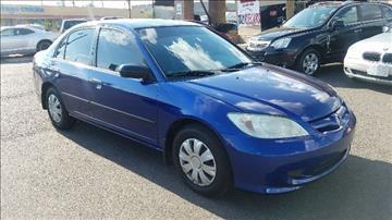 2004 Honda Civic for sale at Buy Rite Cars in Phoenix AZ