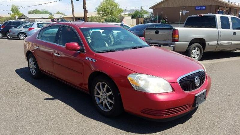 2008 Buick Lucerne for sale at Buy Rite Cars in Phoenix AZ