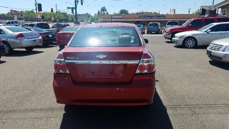 2010 Chevrolet Aveo for sale at Buy Rite Cars in Phoenix AZ