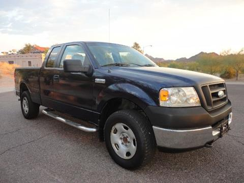 2005 Ford F-150 for sale at Buy Rite Cars in Phoenix AZ