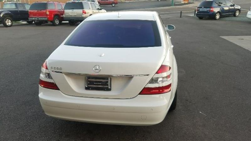 2007 Mercedes-Benz S-Class for sale at Buy Rite Cars in Phoenix AZ