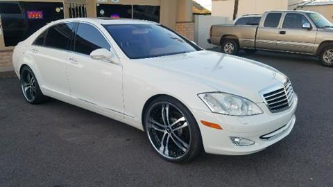 2007 Mercedes-Benz S-Class for sale in Phoenix, AZ