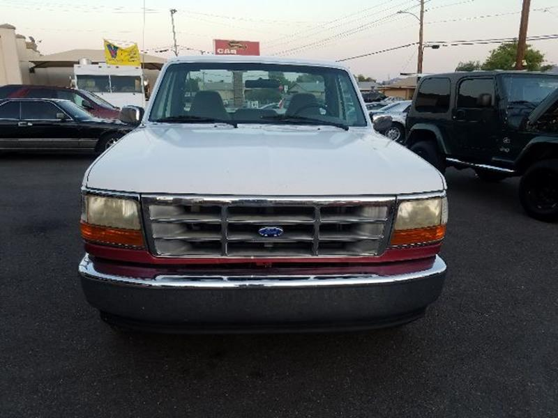 1994 Ford F-150 for sale at Buy Rite Cars in Phoenix AZ