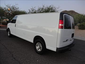 2007 Chevrolet Express Cargo for sale at Buy Rite Cars in Phoenix AZ