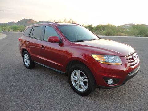 2011 Hyundai Santa Fe for sale at Buy Rite Cars in Phoenix AZ