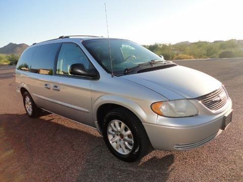 2001 Chrysler Town and Country for sale at Buy Rite Cars in Phoenix AZ