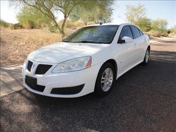 2009 Pontiac G6 for sale at Buy Rite Cars in Phoenix AZ