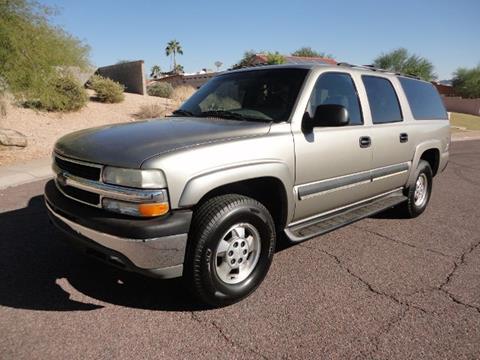 2003 Chevrolet Suburban for sale in Phoenix, AZ