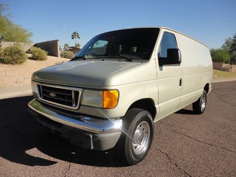 2004 Ford E-250 for sale in Phoenix, AZ