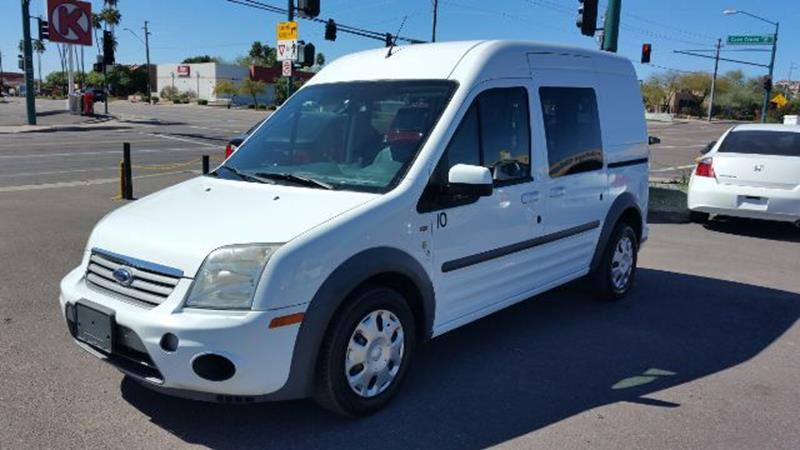 2012 Ford Transit Connect for sale at Buy Rite Cars in Phoenix AZ