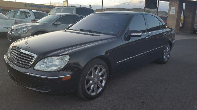2003 Mercedes-Benz S-Class for sale at Buy Rite Cars in Phoenix AZ