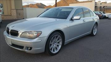 2006 BMW 7 Series for sale at Buy Rite Cars in Phoenix AZ