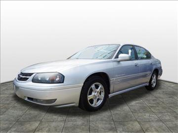 2004 Chevrolet Impala for sale at Tyme Auto Sales in Plymouth MI