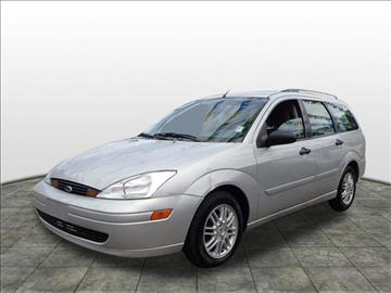 2002 Ford Focus for sale at Tyme Auto Sales in Plymouth MI