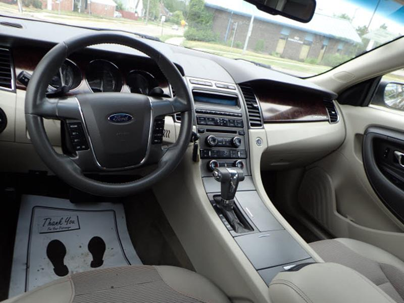 2010 Ford Taurus for sale at Tyme Auto Sales in Plymouth MI