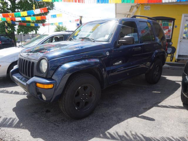 2004 Jeep Liberty for sale at Tyme Auto Sales in Plymouth MI